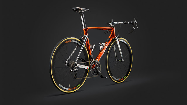 Wilier Triestina revealed the Limited Edition Cento10AIR Road Bike