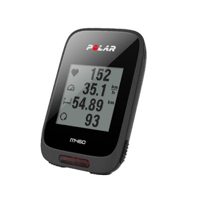 New Polar M460 GPS Bike Computer