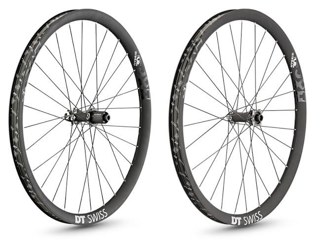 DT Swiss' New HYBRID line up of eMTB Wheels