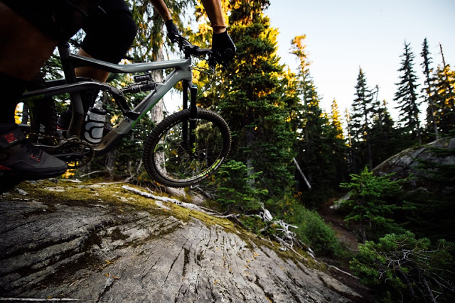 Cannondale launched the New Trigger All Mountain Bike