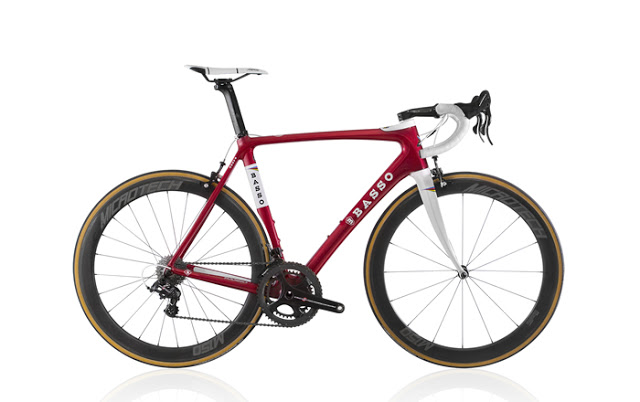 Basso Bikes launched the New Diamante 40th Year Anniversary Edition Road Bike
