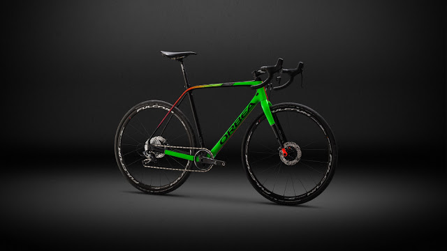 Orbea launched the New Terra All Road Bike