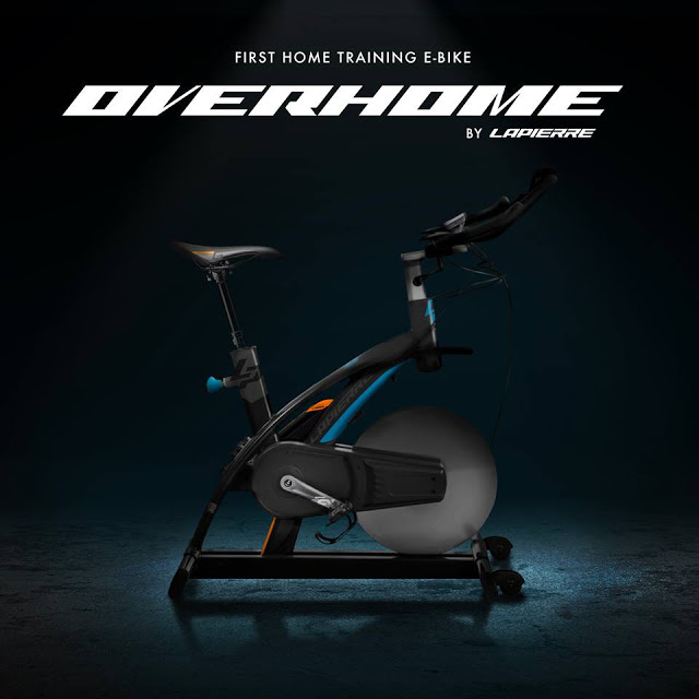 Lapierre launched their new OverHome Electric Training System