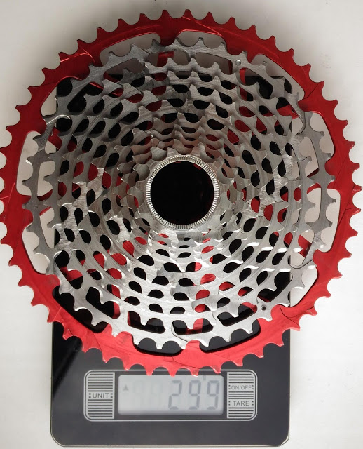 Garbaruk launched the New 11-Speed 11-50T MTB Cassette