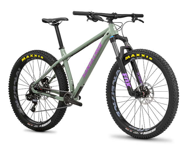 New Chameleon MTB Bike from Santa Cruz