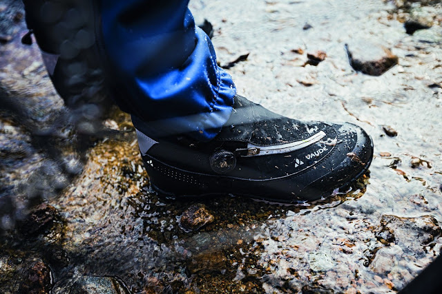 The New Minaki Mid CPX MTB Shoe from Vaude