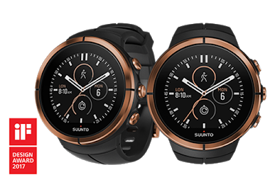 Suunto Spartan Ultra received an iF Design Award