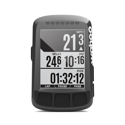 Wahoo launched the New ELEMNT BOLT Bike Computer