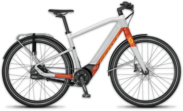 Silence Your City - Commuting Redefined with the New SCOTT E-Silence Bikes