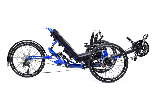 Catrike announced the New Road-AR Trike