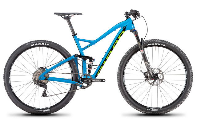 Niner announced New Colors and 120mm Suspension for their RKT 9 RDO Bikes