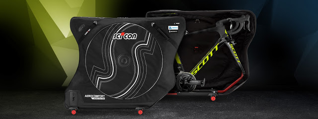 Scicon Bags and Orica Renew Travel Bag Partnership