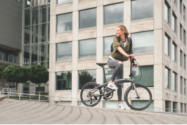 Urban Performance, Redefined — The Tern 451 Verge Family