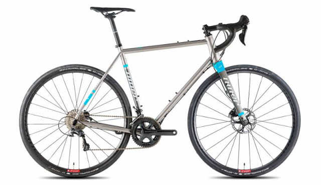 Niner revealed its New RLT Steel Road Bikes