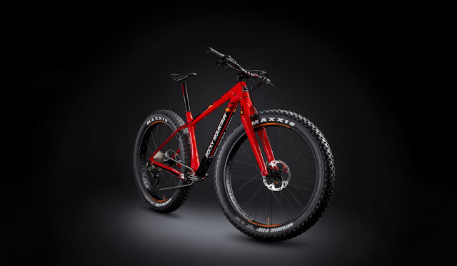 Rocky Mountain launched the Suzi Q Fat Bike