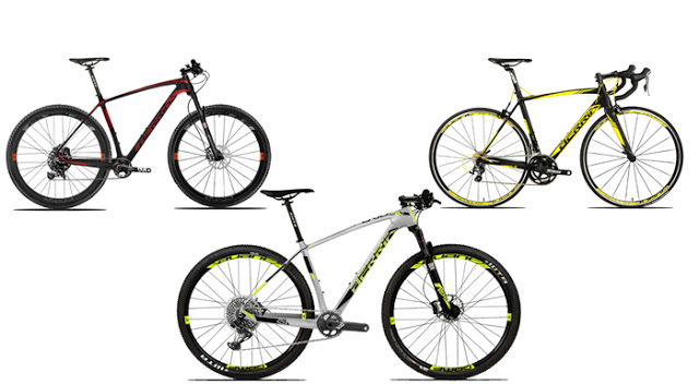 Berria Bike launched 3 New Models of MTB and Road Bikes