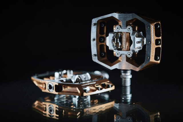 NukeProof's New Horizon CL and CS Pedals