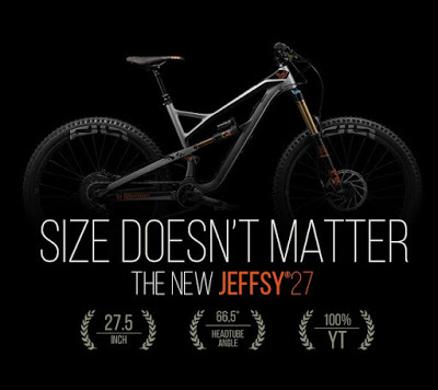 YT Industries launched their New JEFFSY 27 All Mountain Bike