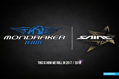 Shimano Saint answers MS Mondraker's prayers