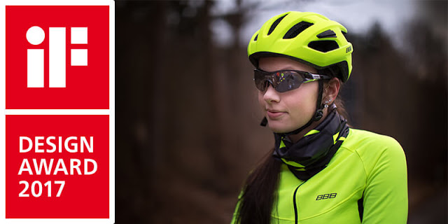 BBB Cycling's New Kite Helmet received an iF Award
