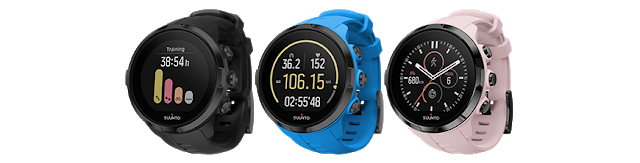 Suunto unveils the New Spartan Sport Wrist HR GPS Watch