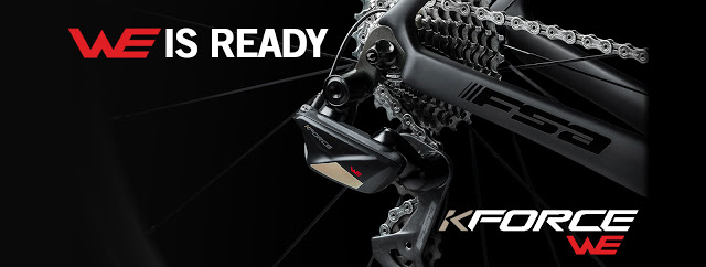 FSA launched its first Drivetrain - the New K-FORCE WE