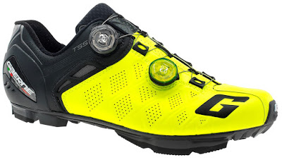 Gaerne launched the New G_Sincro+ Yellow Edition MTB Shoes