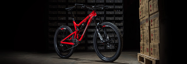 DMR Bikes launched the New SLED 27.5 160mm all-mountain Bike