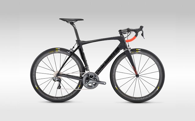 Lapierre launched the New Aircode SL 700 Ultimate Road Bike