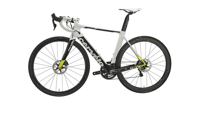 Cervélo Revealed the New S3 Disc Road Bike