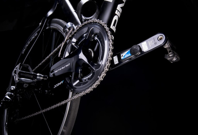 New Stages Power Meter for Shimano Dura-Ace 9100