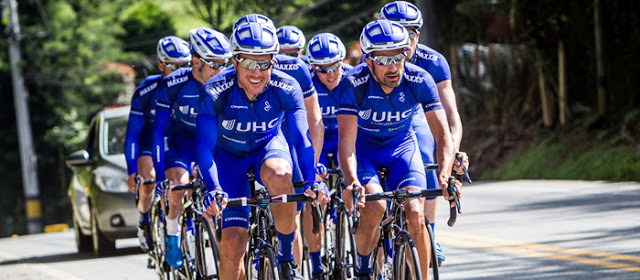 Orbea and UnitedHealthcare Pro Cycling Team join paths