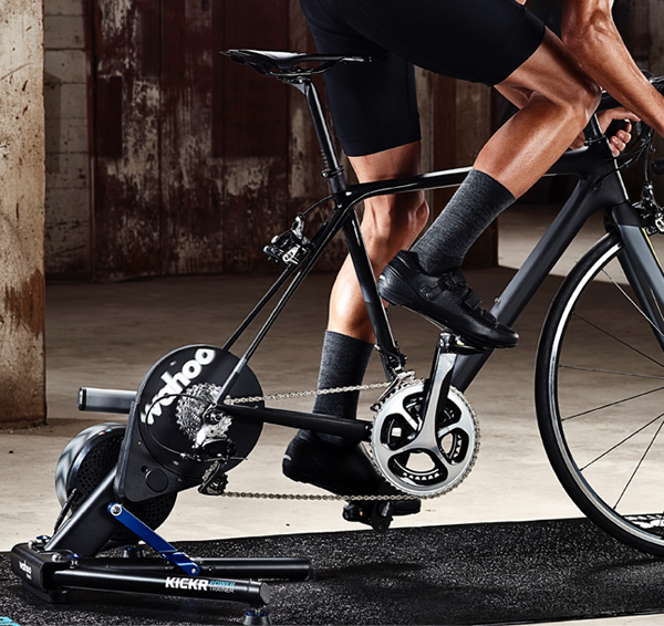 Introducing the New KICKR Smart Trainer