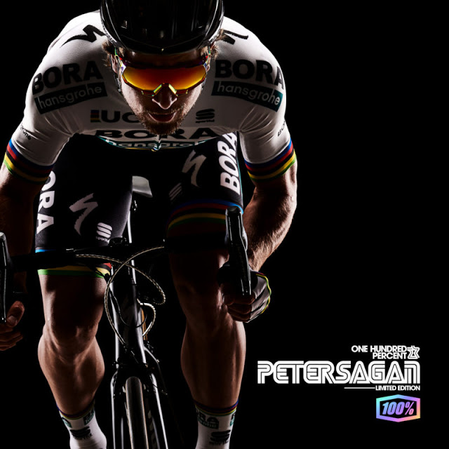 100Percent Peter Sagan Limited Edition Sunglasses Collection