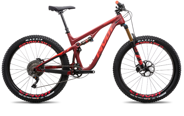 Introducing the Trail 429 from Pivot Cycles e2df4ae90
