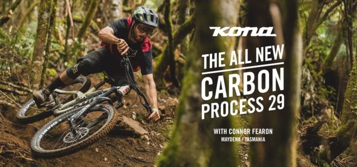 Connor Fearon introduces Kona's 2019 Process Lineup