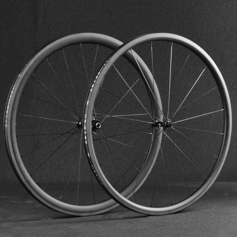 The New Ultima C38 Sprint Plus Carbon Road Wheelset from Craftworx