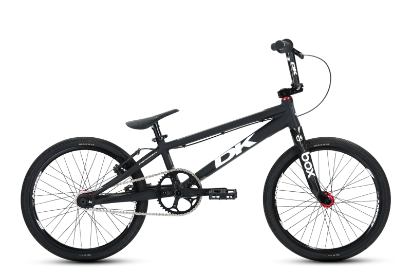 New BMX Racing Bike launch: The 2019 DK Professional Series