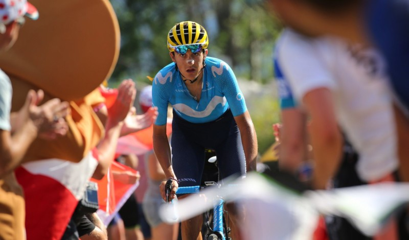 Marc Soler extends contract with Movistar Team