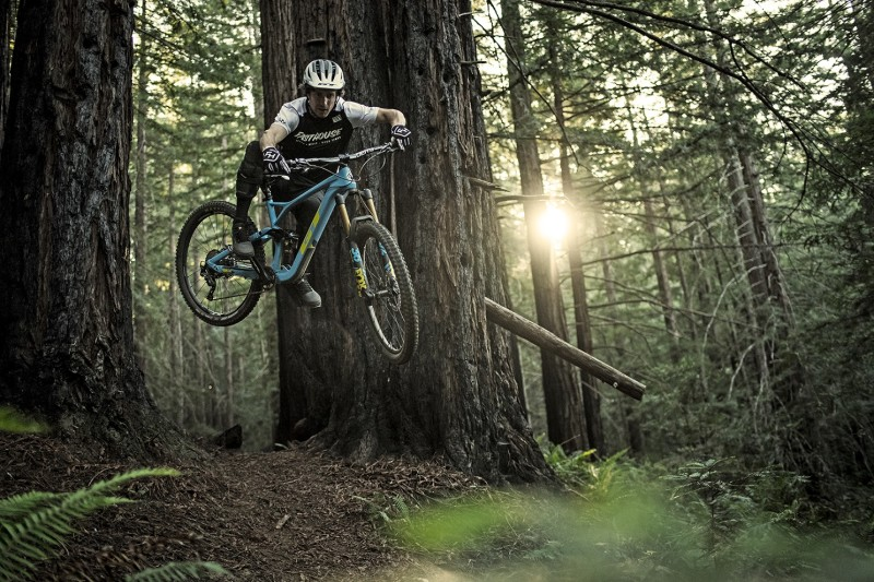 The All New 2019 GT Force All Mountain Bike