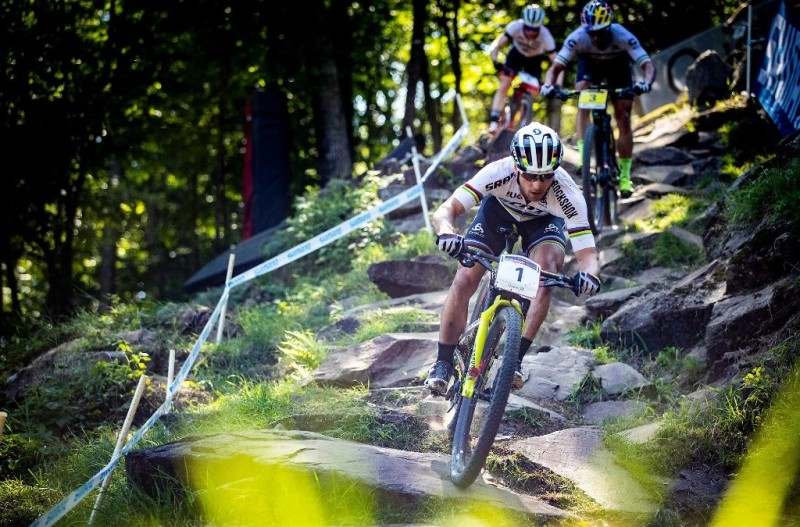 N1NO Schurter is the 2018 World Cup Champion