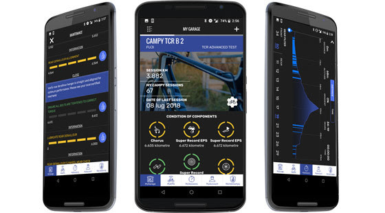 MyCampy 2.0: The New Version of Campagnolo App is Available