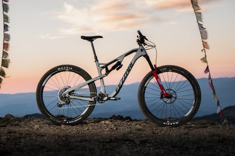 The All-New La Sal Peak launched by Fezzari Bicycles Brand