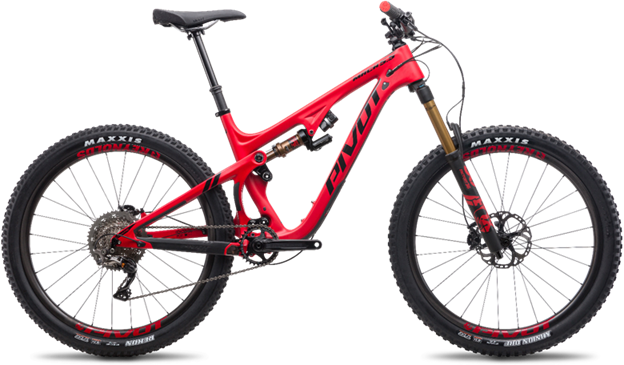 FOX Live Valve takes the Pivot Cycles Mach 5.5 to the next level of trail  bike 801381508