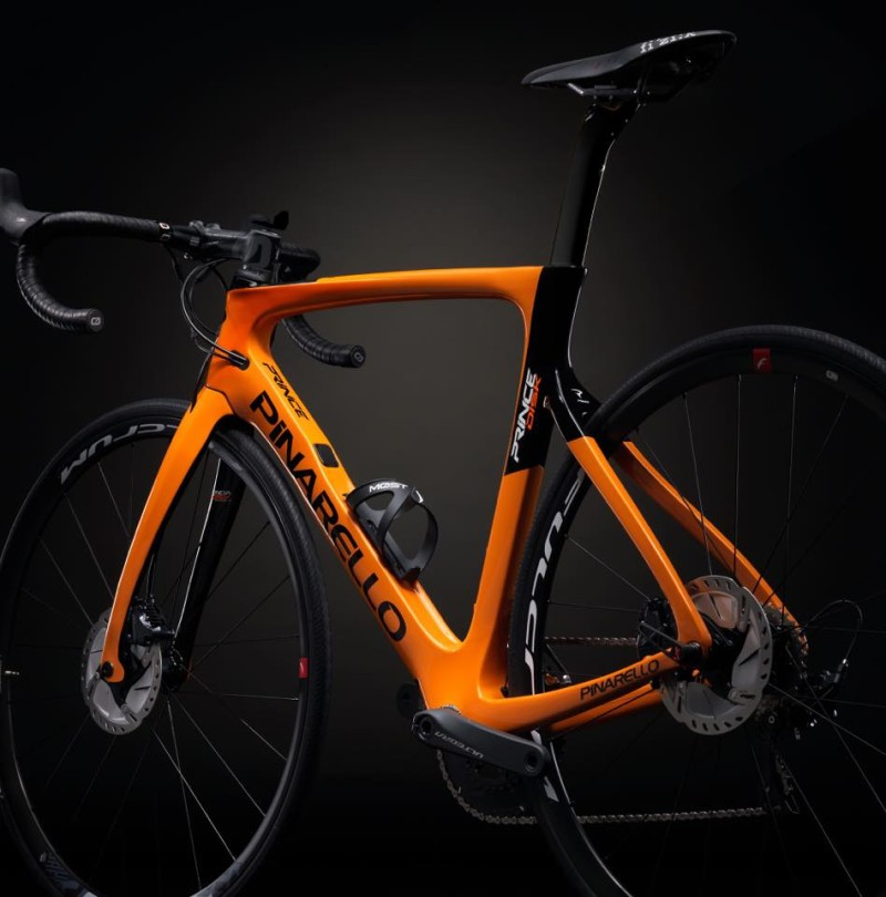 Pinarello launched the New 2019 Prince Disk Road Bike
