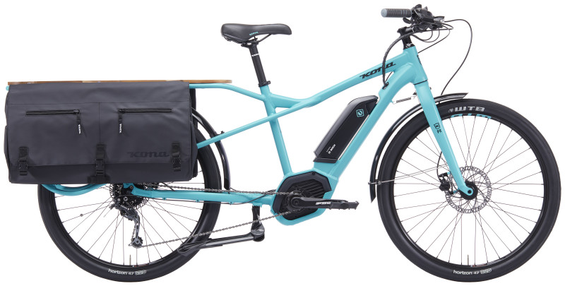 The All New Kona Bicycle Electric Ute is Here