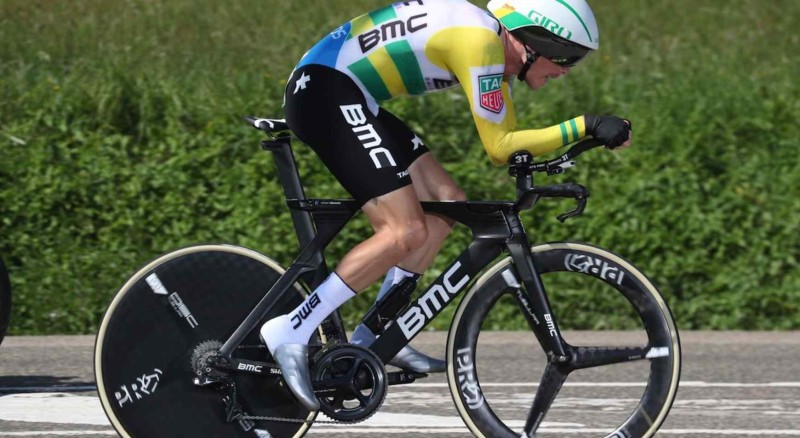 Dennis Claims Second Impressive Time Trial Victory at the Vuelta a España