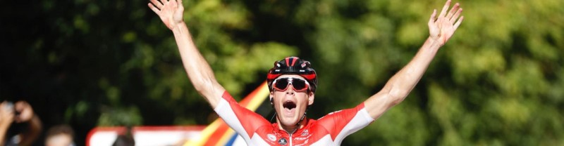 Jelle Wallays triumphs in the Vuelta