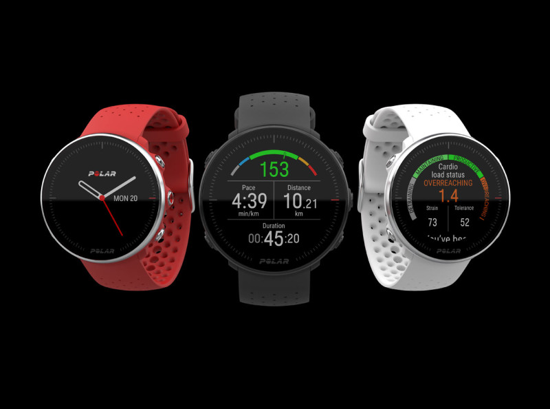 Introducing the New Polar Vantage Series Premium Multisport GPS Watches