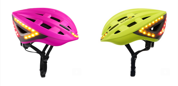 Lumos Helmet Limited Edition Release: Brilliant Pink and Matte Lime